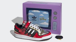 adidas Originals traerá los FORUM LO SIMPSONS DUFF BEER