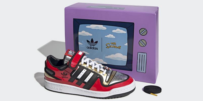 adidas Originals traerá los FORUM LO SIMPSONS DUFF BEER
