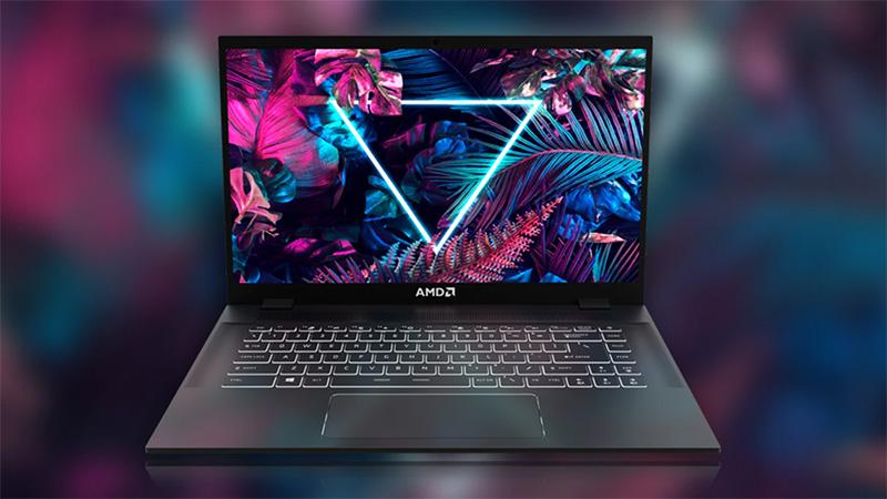 AMD Radeon RX 6000M laptops