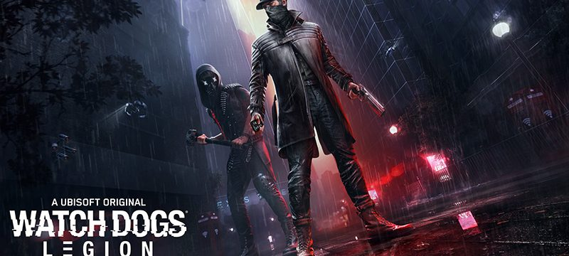 Aiden Pearce Wrench Bloodline