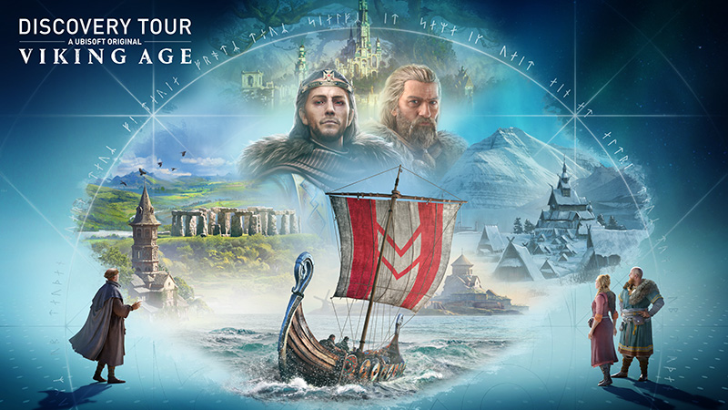 Assassins Creed Valhalla Discovery Tour Viking Age