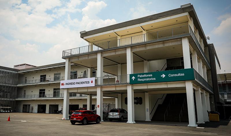 El Autódromo Hermanos Rodríguez dejará de ser Hospital COVID-19