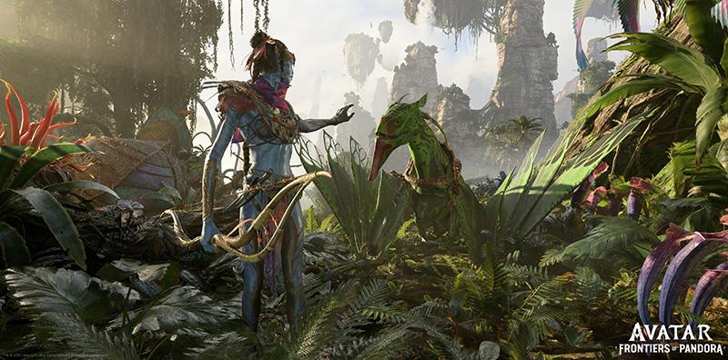 Avatar: Frontiers of Pandora solo para PS5, Xbox Series X | S y PC