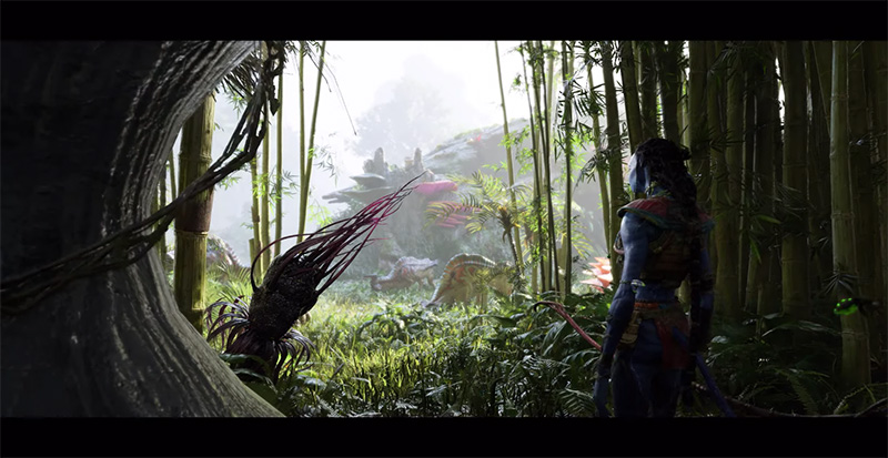 Avatar Frontiers of Pandora Snowdrop