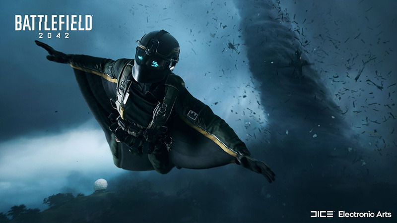 Battlefield 2042 es el nuevo juego multijugador para 128 personas
