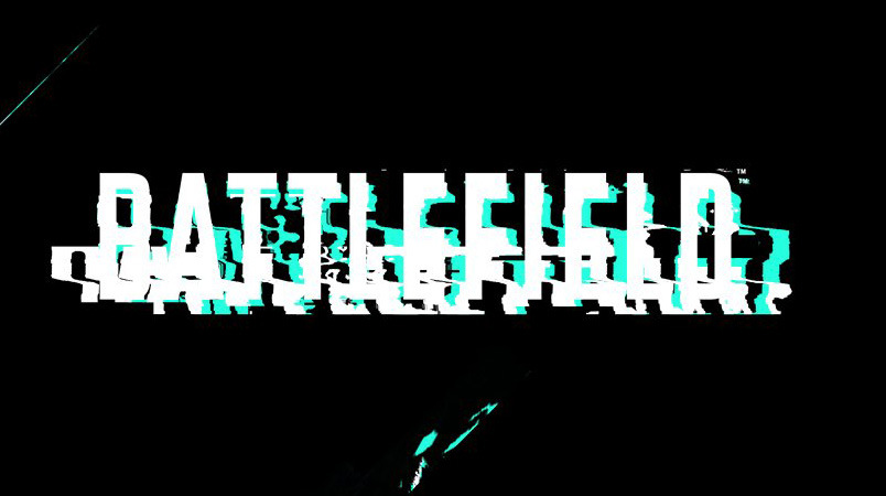 Battlefield logo redes