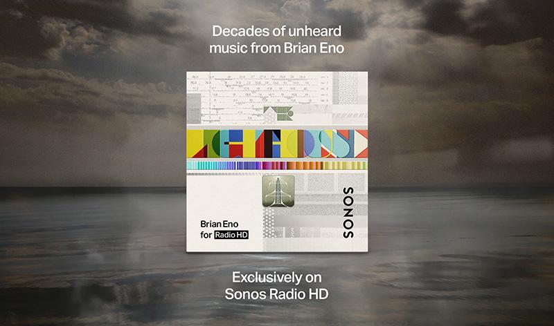 Brian Eno Sonos Radio HD
