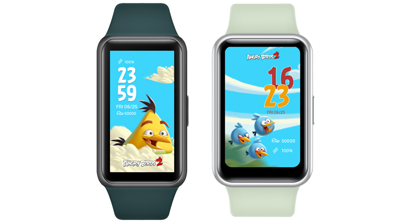 Caratulas Angry Birds 2 Huawei