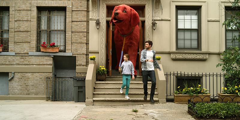 Clifford el Gran Perro Rojo trailer 1