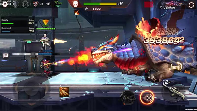 Contra Returns juego