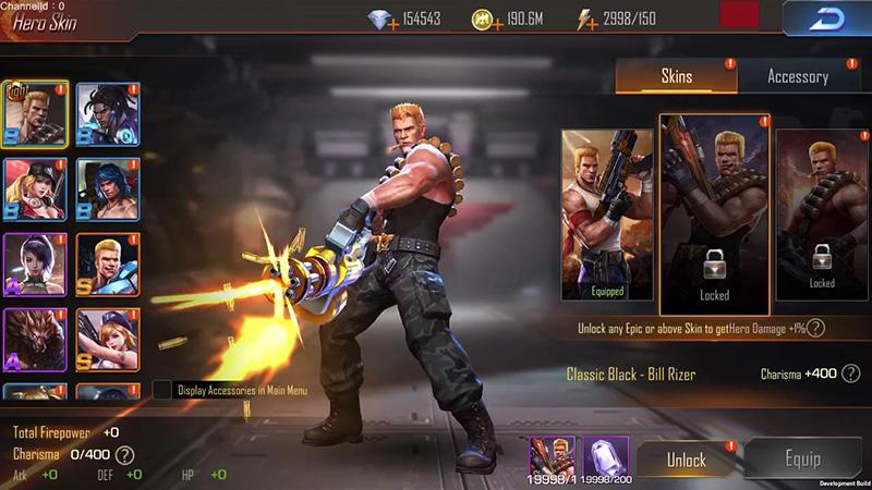 Contra regresa a dispositivos móviles con el juego Contra Returns