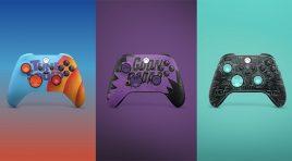 Los controles de Xbox inspirados en Space Jam: A New Legacy