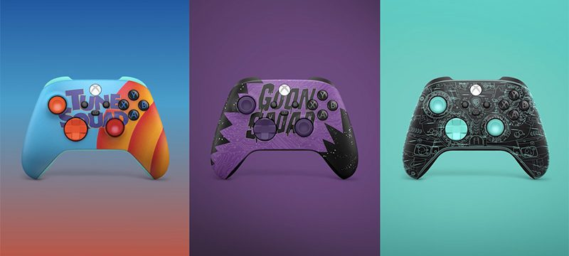Controles Xbox Space Jam A New Legacy