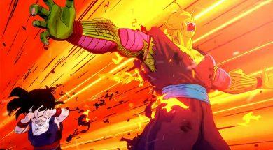 Dragon Ball Z Kakarot A New Power Awakens Set Nintendo Switch E3 2021 pikolo