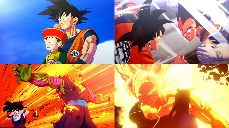 Dragon Ball Z Kakarot A New Power Awakens Set Nintendo Switch E3 2021 varios