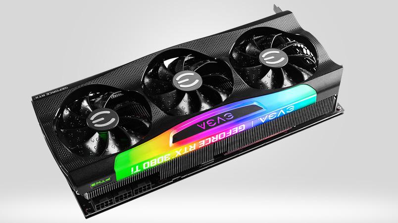 Estas son las nuevas EVGA GeForce RTX 3080 Ti y RTX 3070 Ti
