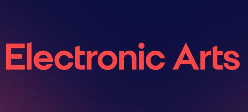 Electronic Arts logo 2021
