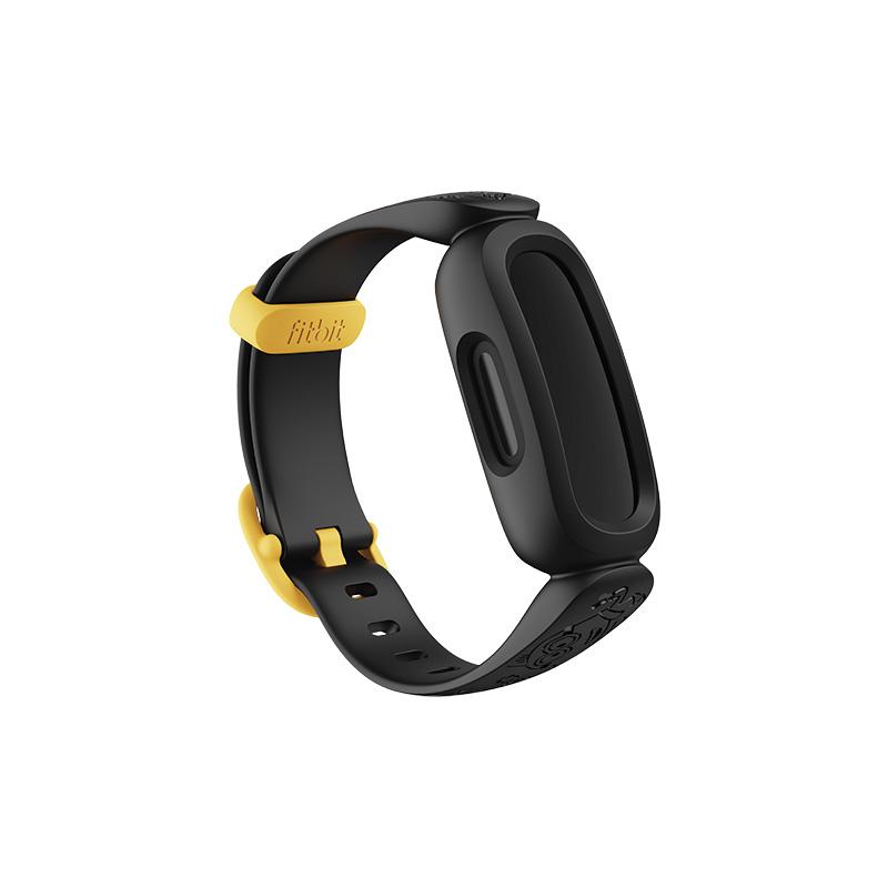 Fitbit Ace 3 Edición Especial Minions Negro