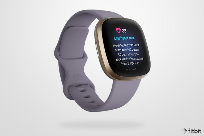 Fitbit OS 52 versa 3 corazon
