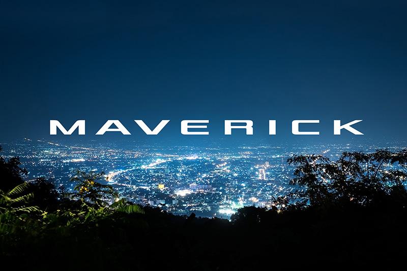 Ford Maverick; la nueva pick-up ya tiene fecha de presentación