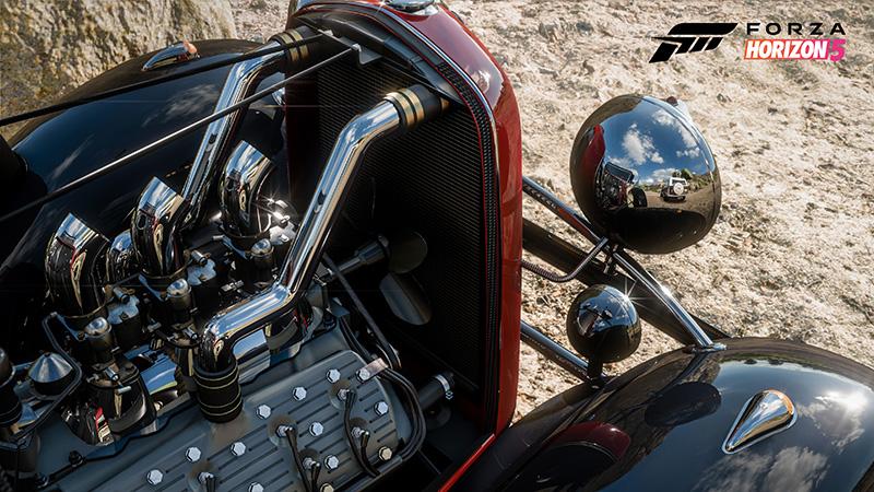 Forza Horizon 5 E3 2021 detalles