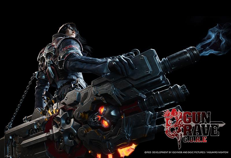 Gungrave-GORE-poster-E3-2021