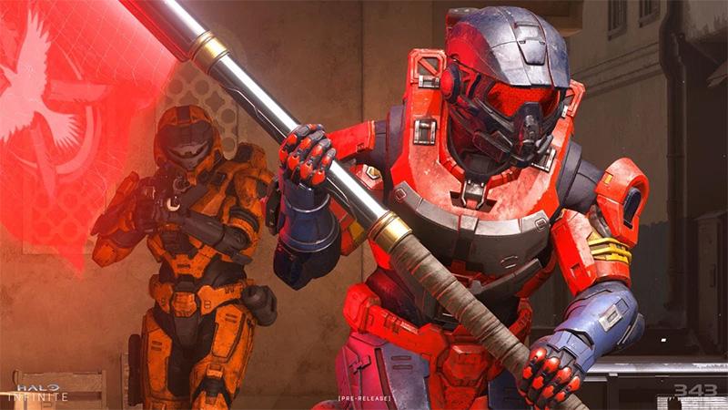 El modo multijugador de Halo Infinite se presentó en E3 2021
