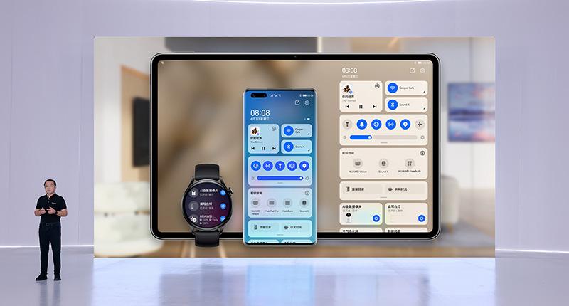 HarmonyOS 2 dispositivos