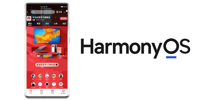 HarmonyOS 2 smartphones