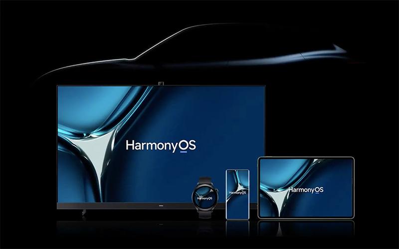 HarmonyOS 2 el sistema operativo de Huawei para dispositivos