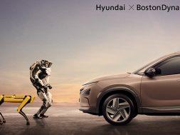 Hyundai Motor Group adquiere Boston Dynamics