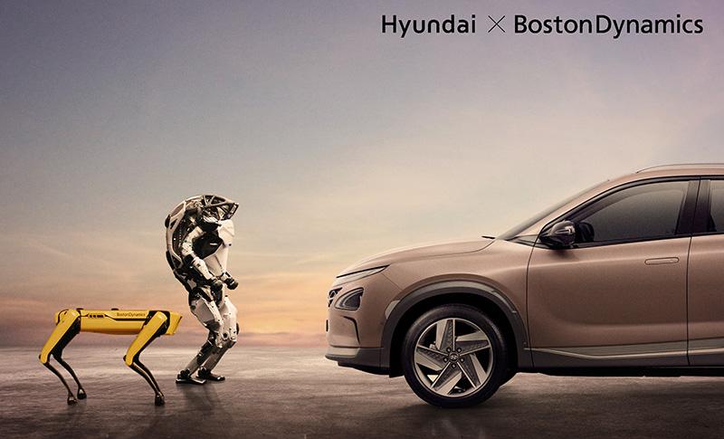 Hyundai Motor Group adquiere Boston Dynamics de SoftBank