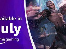 Juegos y drops de Prime Gaming julio 2021