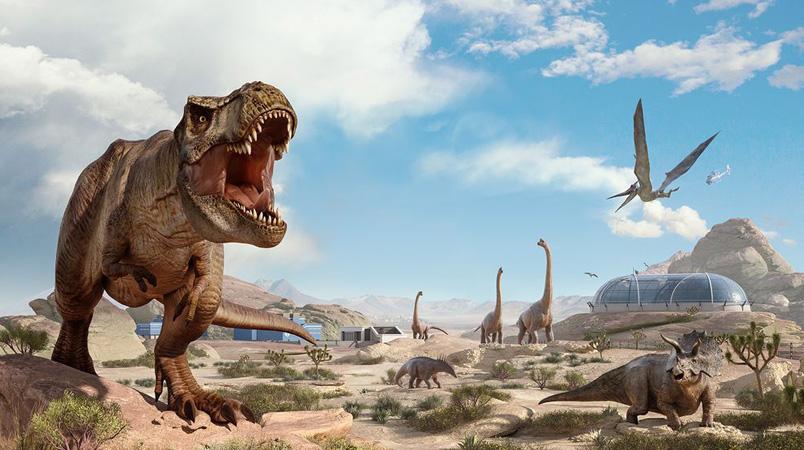 Jurassic World Evolution 2 E3 2021