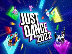 Just Dance 2022 anuncio