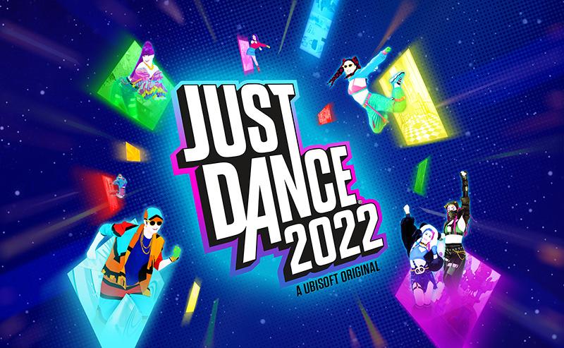 Just Dance 2022 llegará en noviembre con 40 nuevas canciones