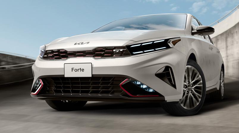 El nuevo KIA Forte 2022 llega a México; aquí los precios y versiones