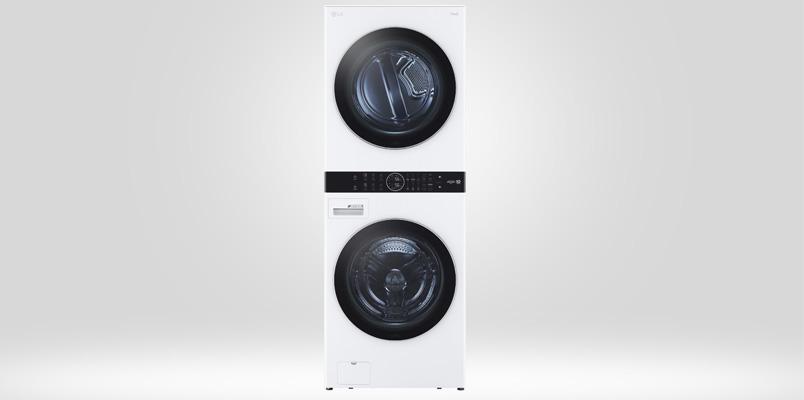 LG WashTower creada para cuidar cada una de nuestras prendas