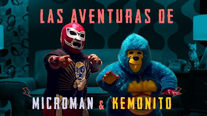 PUBG MOBILE presenta Las Aventuras de KeMonito y Microman
