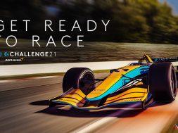 Logitech McLaren G Challenge 2021 anuncio