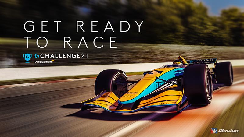 Logitech McLaren G Challenge regresa en 2021 con más sorpresas