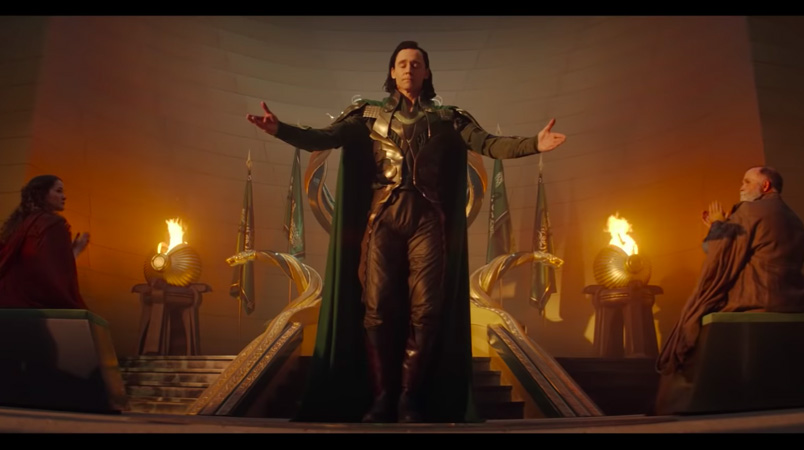 Loki Avance MItad de Temporada