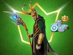 Loki Laufeyson Fortnite