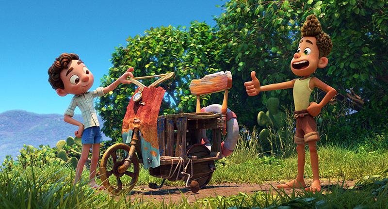 Luca datos Disney Pixar