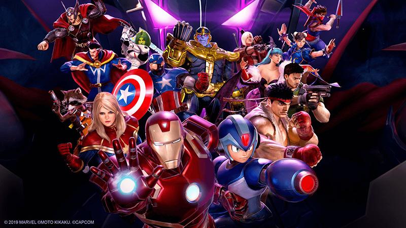 Marvel vs Capcom Infinite deja Xbox Game Pass