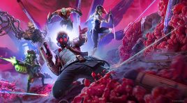 Marvel's Guardians of the Galaxy llegará el 26 de octubre de 2021