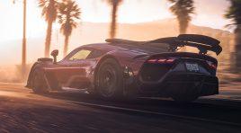El hiperdeportivo Mercedes-AMG Project ONE en Forza Horizon 5