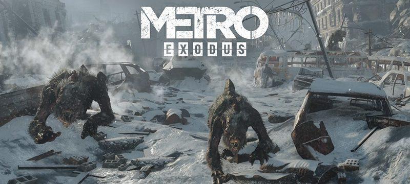 Metro Exodus Complete Edition Xbox Series