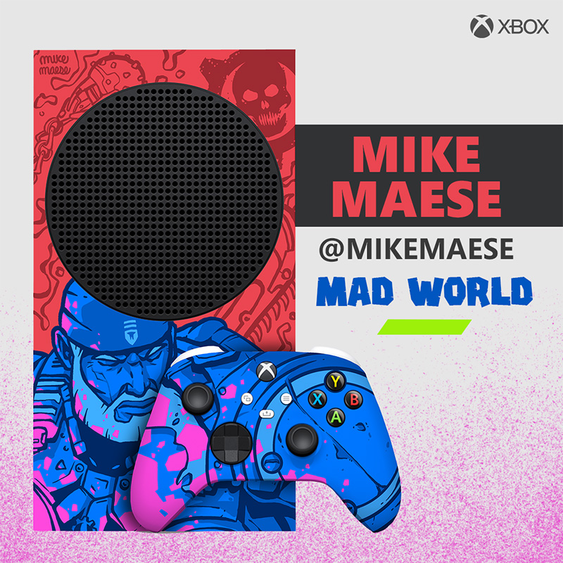Mike Mease Xbox Series S