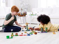Modo Dual LEGO Super Mario Bros